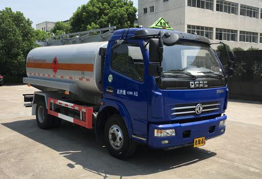 WXQ5080GJYE5型加油车1