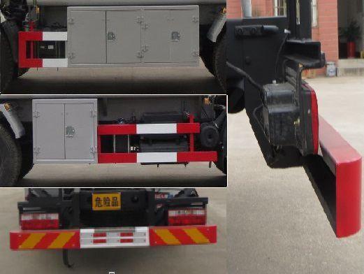 东风多利卡7立方加油车图片