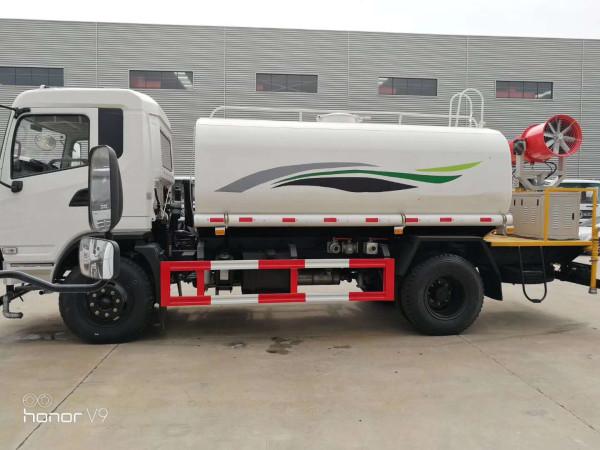 天津12吨雾炮洒水车价格图片
