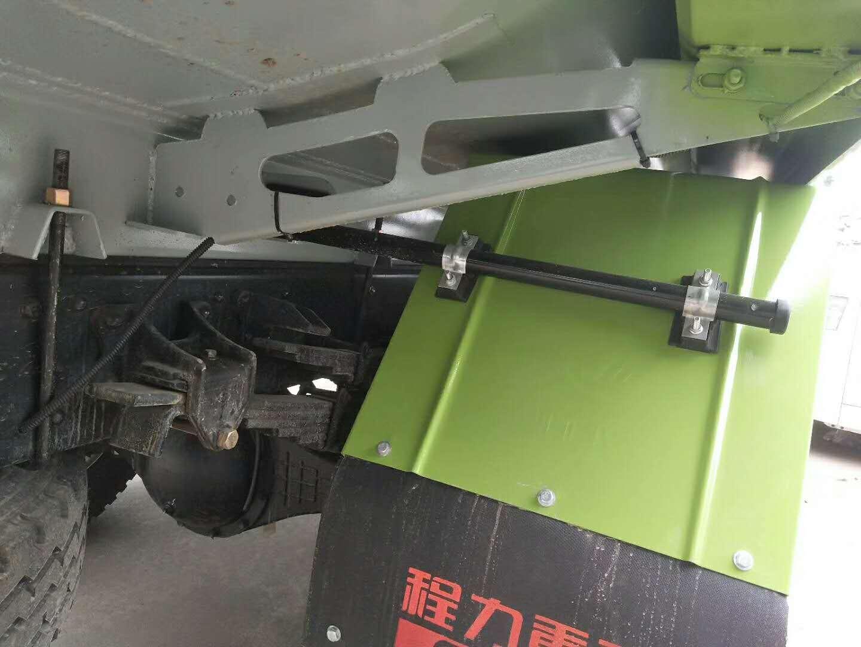 东风D9高端洒水车8
