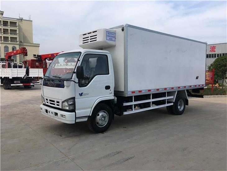 慶鈴五十鈴600P 5.1米冷藏車
