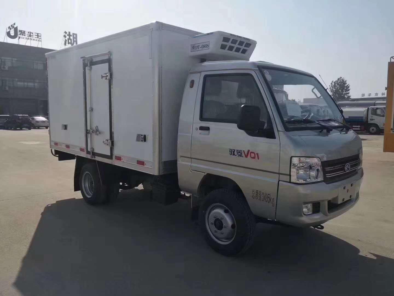 福田小型冷藏车图片