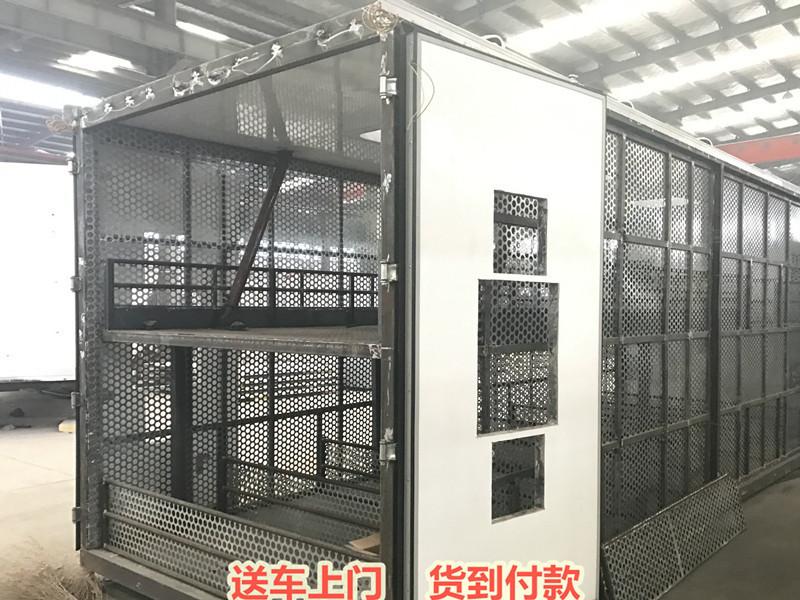 养猪厂用的活猪运输车