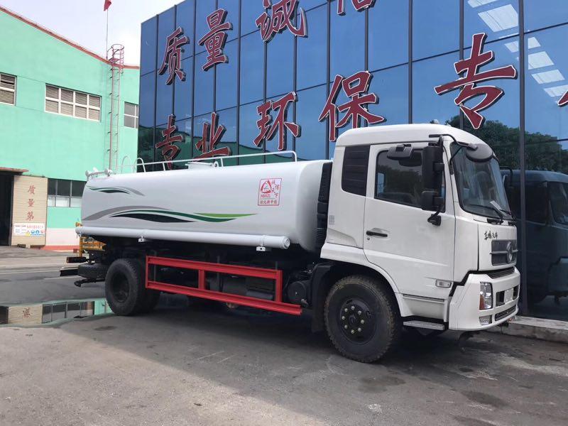 东风12方洒水车是什么泵(多少钱)