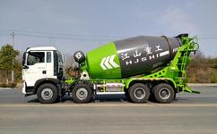 中国重汽豪沃搅拌车配置图片及价格