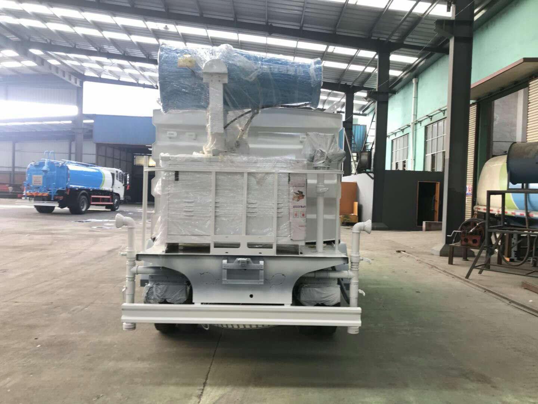 新中绿蓝牌(5吨多功能抑尘车)厂家(报价)