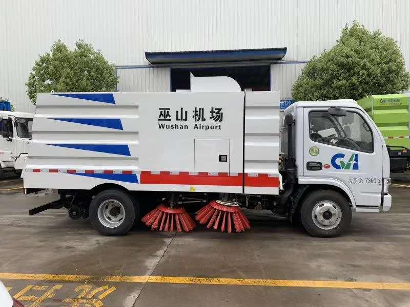 5吨扫路车道路清扫车厂家价格
