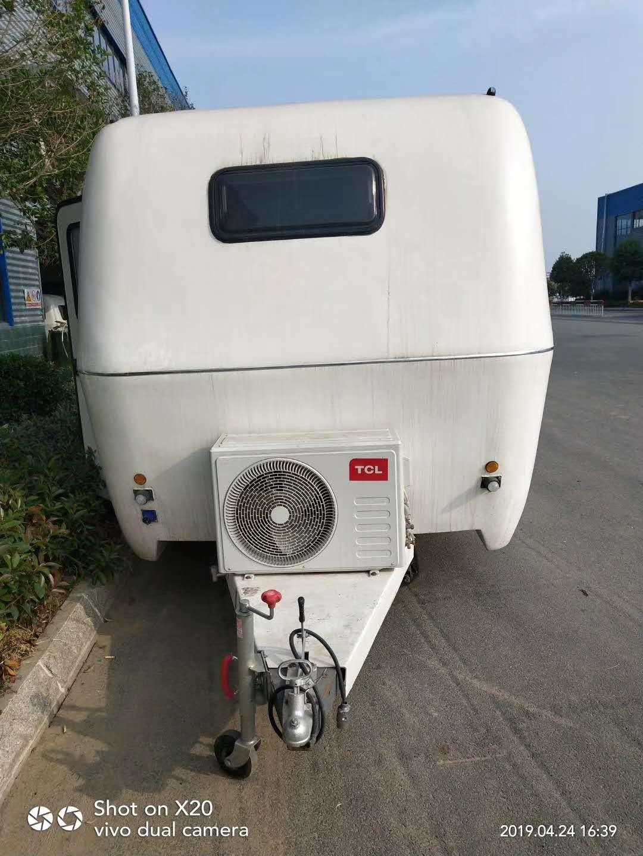 拖挂式旅行车图片