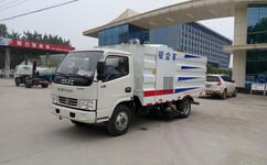 东风多利卡5方吸尘车厂家直销仅售17.5万,现在购买绝对超值!