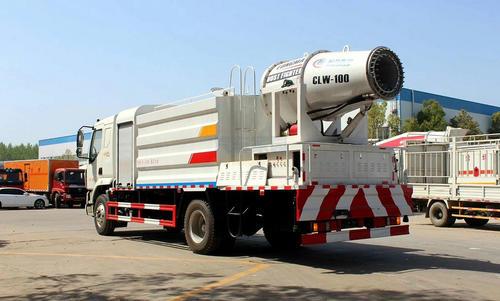 东风柳汽乘龙12吨抑尘车