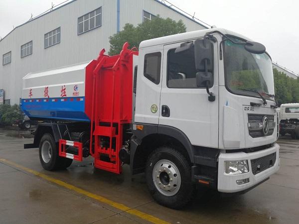 大型垃圾转运车/湖南李总订购10台用于环卫工程
