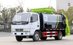 科普!餐厨垃圾车功能有哪些价格,餐厨垃圾车5吨多少钱最新价格
