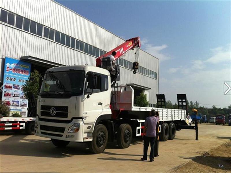 东风天龙三一14吨16吨随车吊