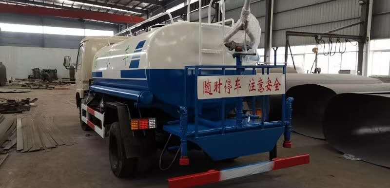 厂区专用型不上户东风5方洒水车