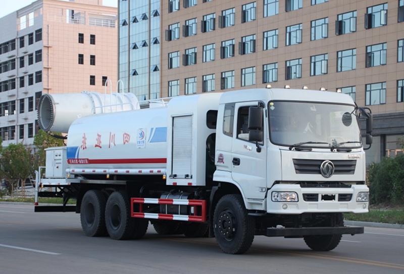 东风25吨多功能抑尘车