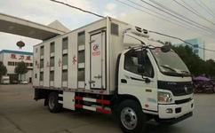 欧马可4.2米雏禽运输车厂家直销