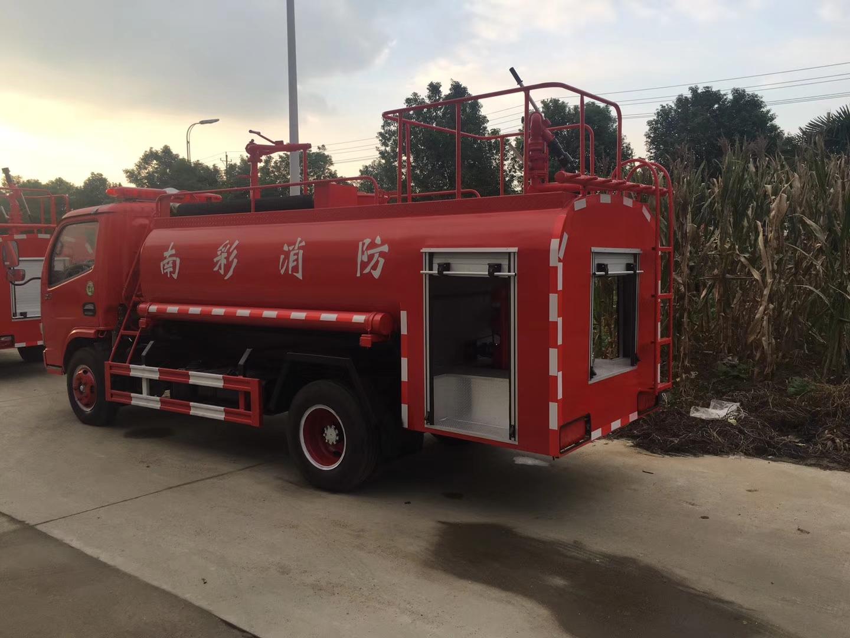 東風多利卡5噸消防灑水車圖片