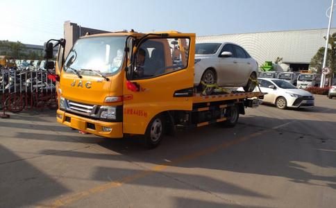 高品质与低品质道路救援车的本质区别