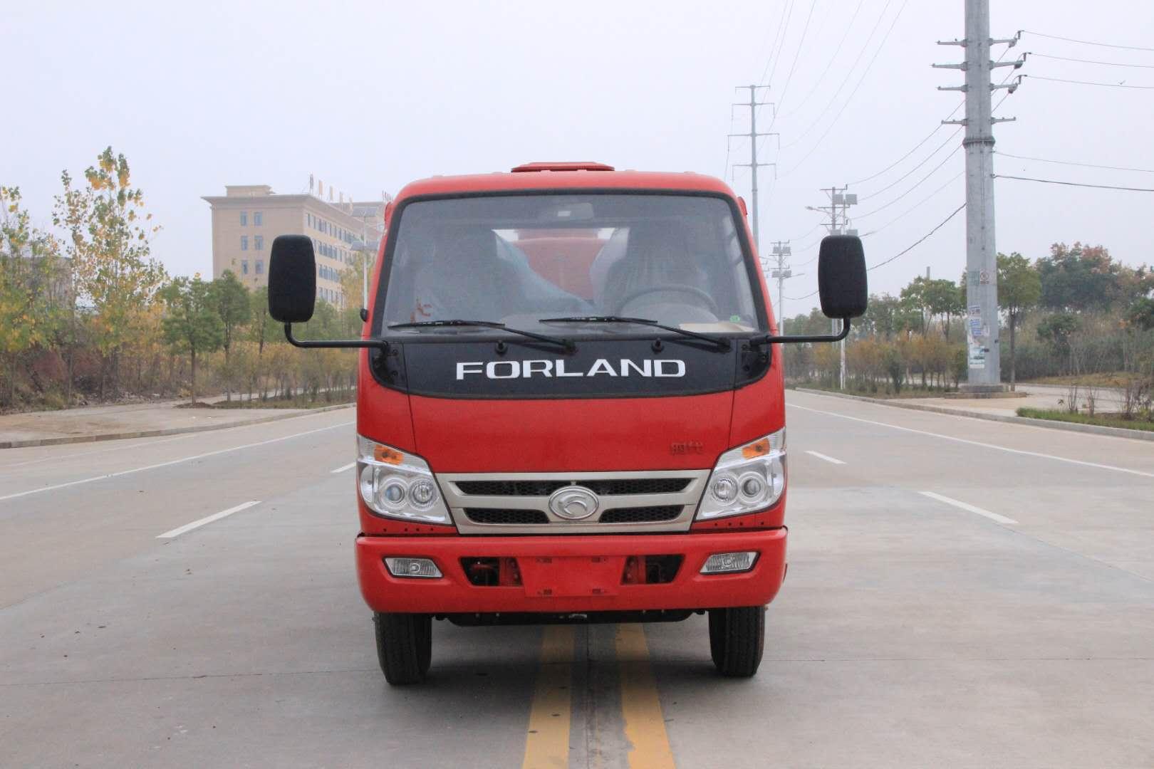 福田2吨消防洒水车 价格低品质好!