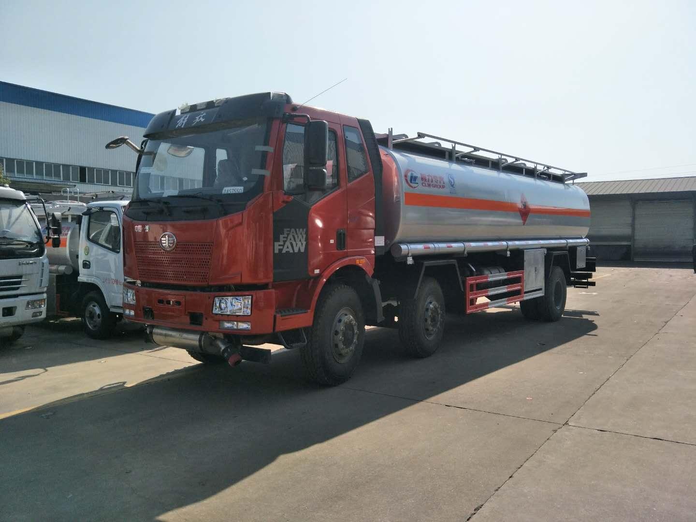 解放18吨加油车