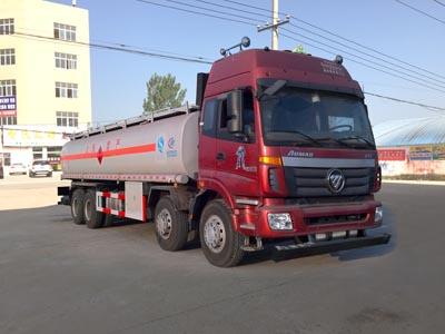 福田欧曼28吨加油车