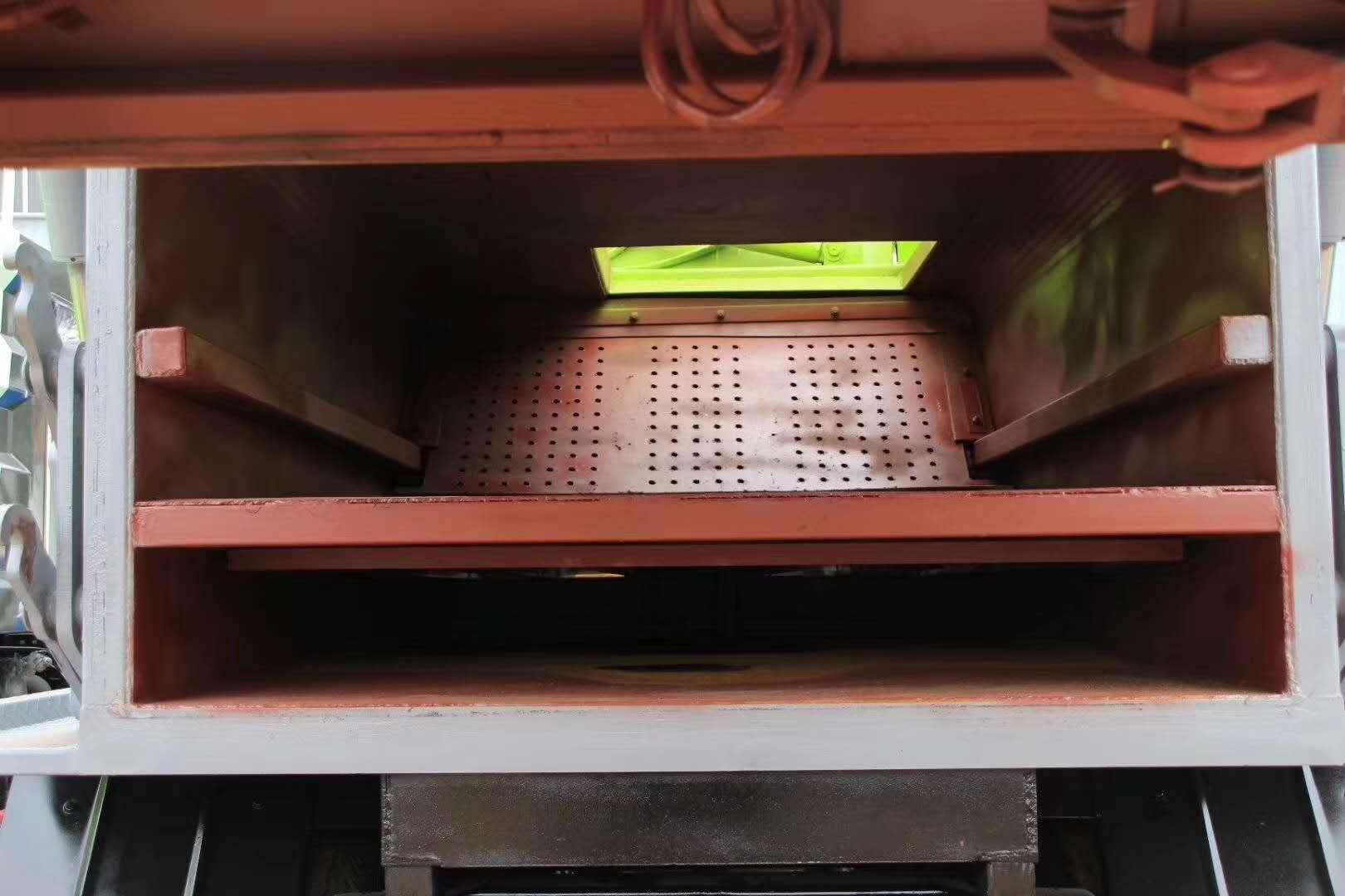 东风D9餐厨垃圾车的产品特点及功能说明