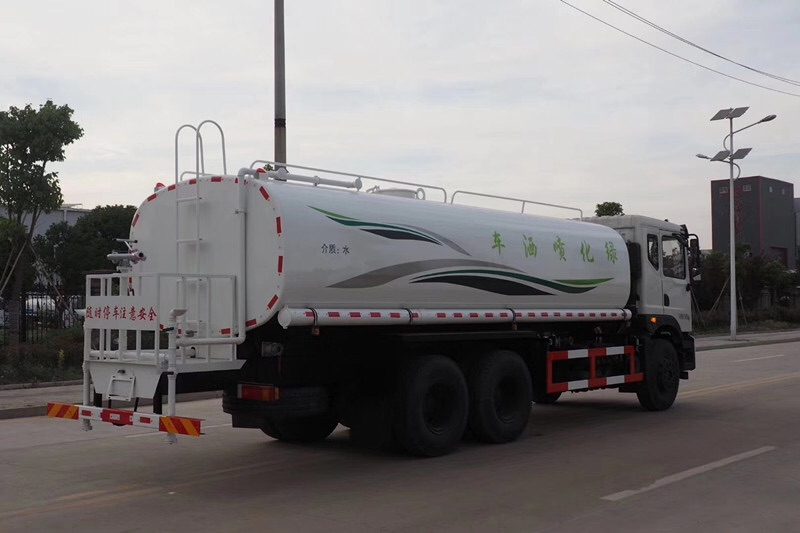 东风T5 20吨洒水车图片