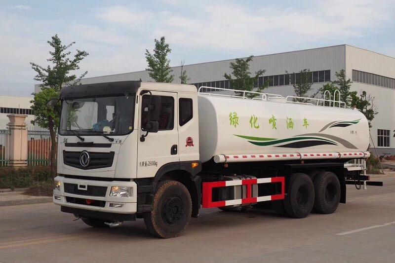 东风T5 20吨洒水车
