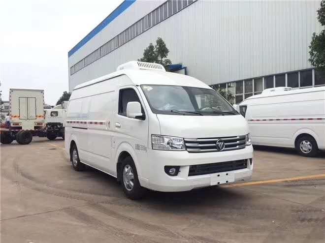 (国六)福田G7面包冷藏车