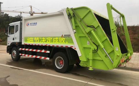 压缩垃圾车厂家加装遥控器配置