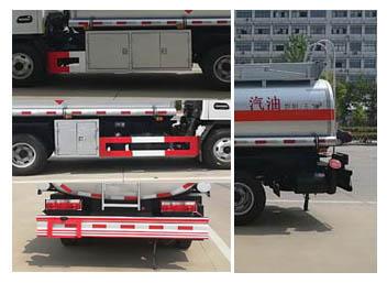 江淮康玲5吨加油车图片