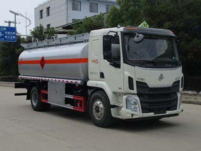 柳汽乘龙15吨加油车