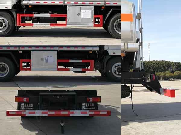 柳汽乘龙15吨加油车图片