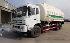 如何计算散装水泥罐车运输车有效容积