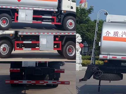 东风多利卡D9 12吨加油车细节图