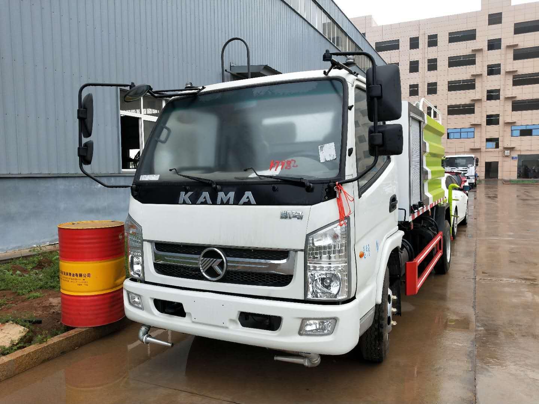 5方5吨凯马抑尘车30米雾炮车厂家价格仅售9.8万