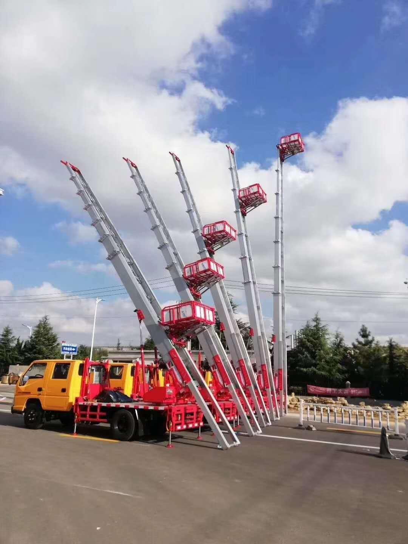 江铃28米云梯车