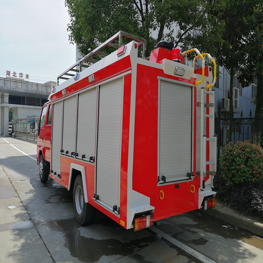 五十铃2吨消防车