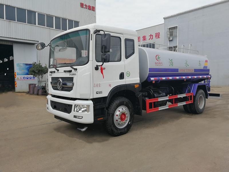 东风D9绿化喷洒车(国五10-15方)图片