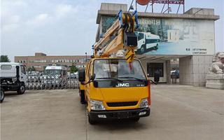 江铃双排座16米高空作业车