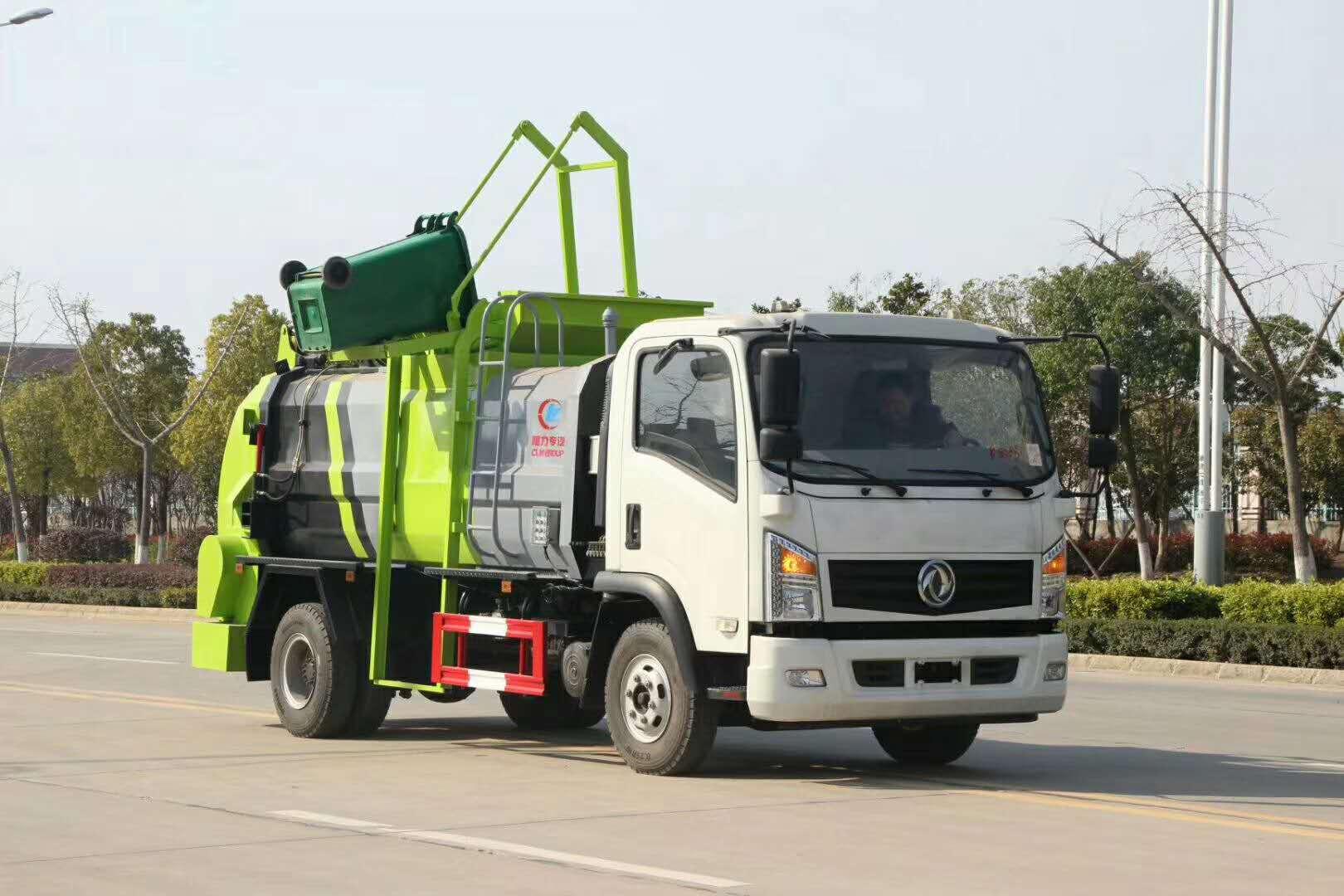 垃圾车厂家汽刹和断气刹的区别