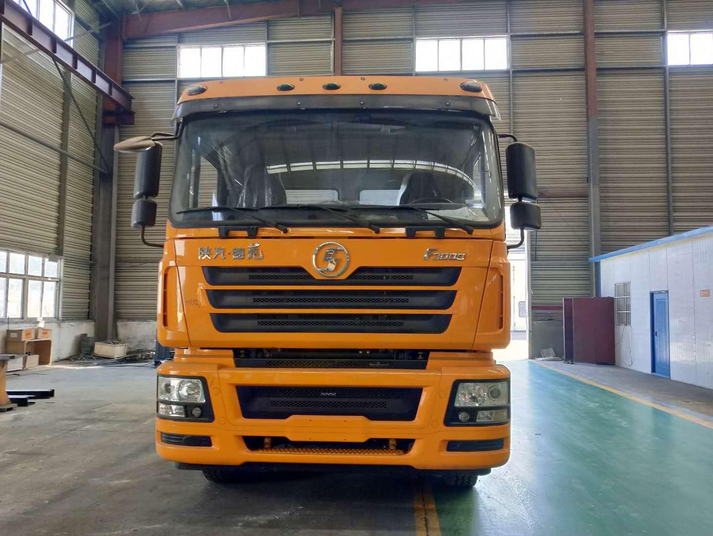 30吨40吨陕汽德龙前四后八重型清障车图片