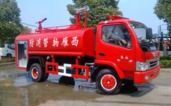 什么是消防水车它的作用是什么