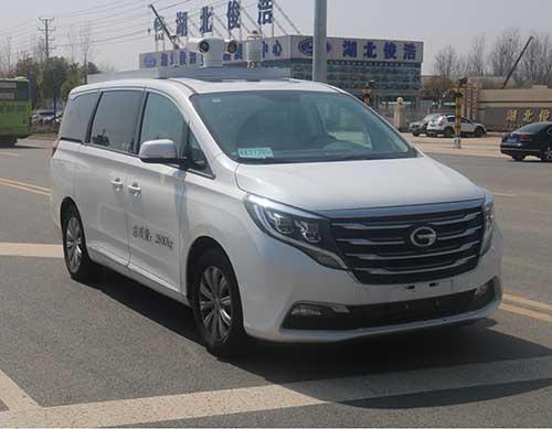 傳祺GM8監測車