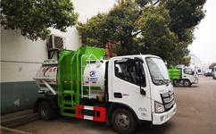 湖北程力厂家最新推出_福田蓝牌3360轴距_潲水泔水餐厨垃圾车