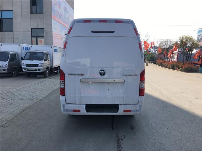 深圳福田面包冷藏车  牛奶运输车  超市冷冻食品专用车(图5)