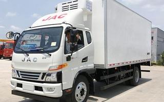 江淮駿鈴4.2米冷藏車圖片