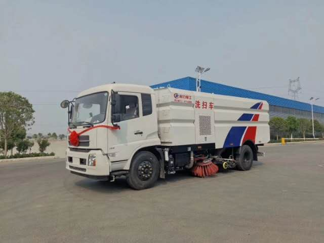 湖北隨州洗掃車專業生產廠家,購買簡單,操作便捷