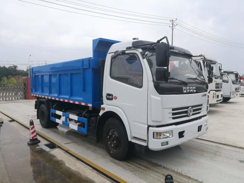 7方自卸建筑垃圾車,可下地下停車場的一款垃圾車圖片專汽詳情頁圖片