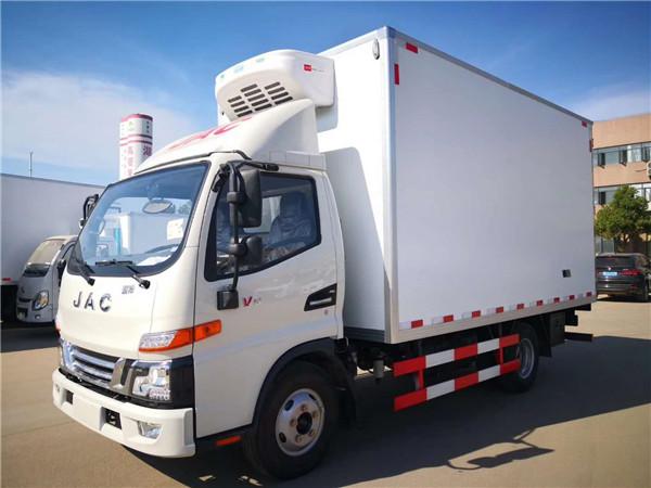 江淮康铃3.1米国5冷藏车(GSP认证)